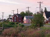 Chincoteague Island at dusk