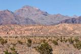 Grapevine Mountains in the Amargosa Range