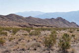 Approaching Death Valley on Hiway 374