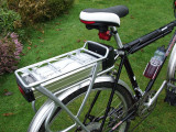 Evans Moutain Bike converted to Electric