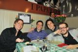 Stefano, Ale, Lorenzo and Adrea
