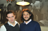 Gianluca and Riccardo