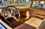 1953 Cadillac Series 62 Coupe Interior