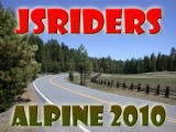 The JSriders Do Alpine, May 2010