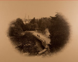 BRIDGE TO LUNA ISLAND  3042  B
