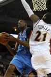 Oklahoma City Thunder's Kevin Durant