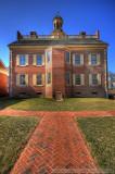 Dover, Delaware in HDR