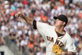 San Francisco Giants pitcher Matt Cain pitcher Matt Cain