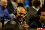 CBS Sports analyst Clark Kellogg