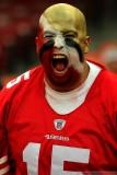 San Francisco 49ers fan