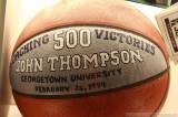 John Thompson's 500th win