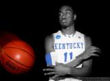 Kentucky Wildcats guard John Wall - future 2010 NBA #1 overall draft pick