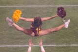 Univ. of Minnesota cheerleaders