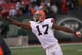 Cleveland Browns WR Braylon Edwards