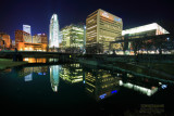 Omaha at Night