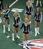 Kansas City Brigade Cheerleaders