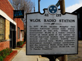 WLOK - first African-American owned radio station