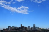 Downtown Denver, Colorado from Invesco Field