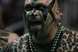 San Jose SaberCats super fan