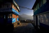 Early morning views in Tadapani