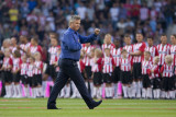 Guus Hiddink loves PSV