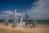 Les Braves, Omaha Beach
