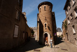 Inside the Walled City of Saint-Malo