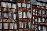 Rennes Timber Frame Houses
