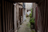Typical French Alley