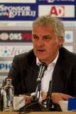 Coach Fred Rutten