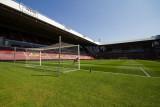 Empty Philips Stadium