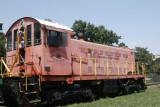 Locomotive in Abilene,Ks.