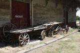Old baggae wagons