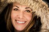 December 2008 - Faces - Girl In Hood - Guy Norris
