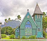Old Hawaiian Church