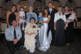 groom's new family