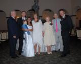 bride's new family