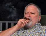 Mike with stogie