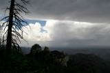Monsoon on the Rim