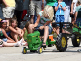 Kid's Tractor Pull