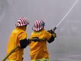 Lake Park Waterfights