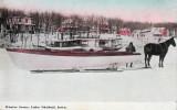 Smith's Bay Winter Scene