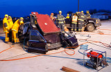 Milford Fire and Rescue Extrication Training