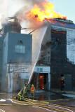 Lake Park Elevator Burn 2010