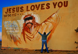 Motorcycle Jesus Loves You