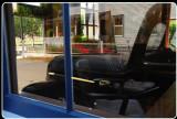 Window Reflection, Nicasio
