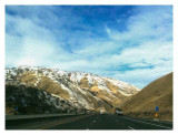 Toward Tejon Pass on Interstate 5