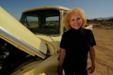 Andre with her Route 66 Truck