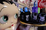 Betty Boop with Route 66 Curios