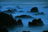 Nightfall at Pacific Grove